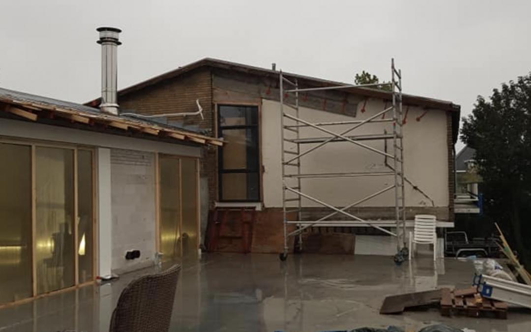 Afbouw muren & plafonds